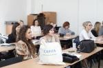 Warsztatt makijażu z Dorotą Golińską www.dorotagolinska.pl