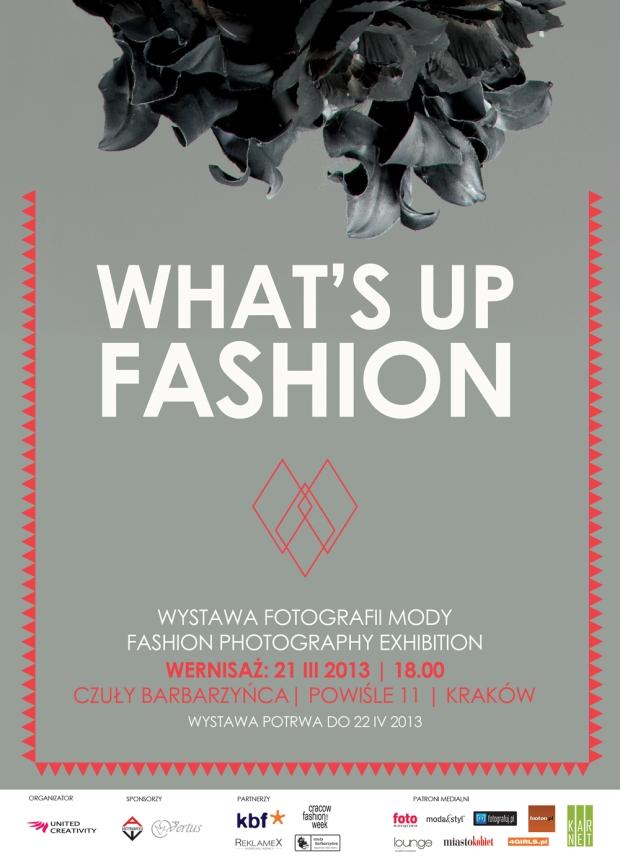whatsup fashion plakat